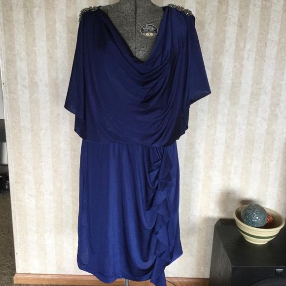 R&M Richards Dresses | Rm Richards Plus Size Evening Dress | Poshmark